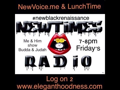 clockinyou.com: New Times Radio Me and Him show part 1