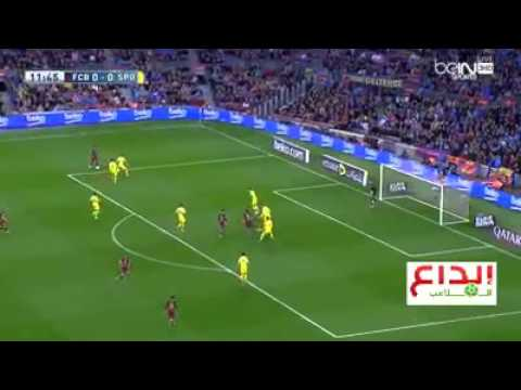 Barca vs sporting 6-0