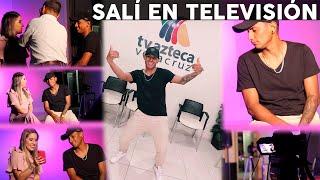Me Entrevistaron En Tv Azteca