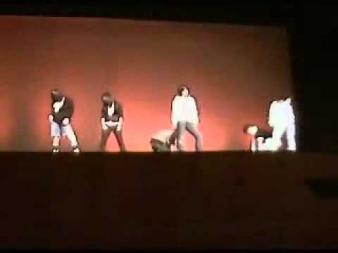 "2oO7 West High School Talent Show Dance ""The Asian Crew"""