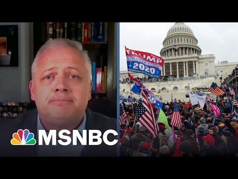 Riggleman On Threats Of Political Violence Since Jan 6th