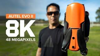 8K DRONE - Autel EVO 2