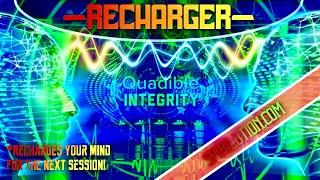 ★Frequency - Subliminal BREAK : RECHARGER★  - Quadible Int…