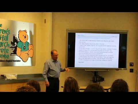 """Dr. Frederick Rivara-""""Writing and Getting Published"""""""