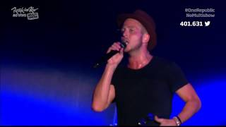 One Republic - Counting Stars Rock in Rio 2015