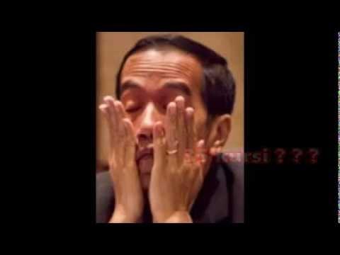 Jokowi Petugas Partai Bodoh Tak Tahu Jumlah Maksimum Menteri Kabinet
