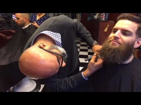 Haircut & Beard Trim for Stephen 💈  ✂️