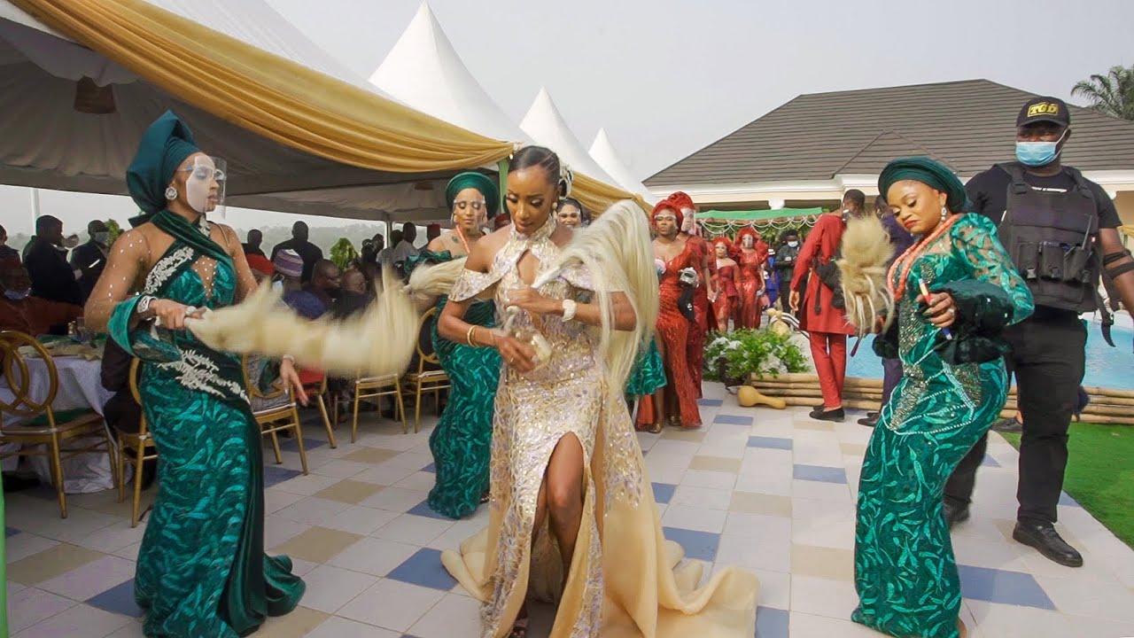 Download The Nigerian Wedding That Broke The Internet 3 | The Alakija's