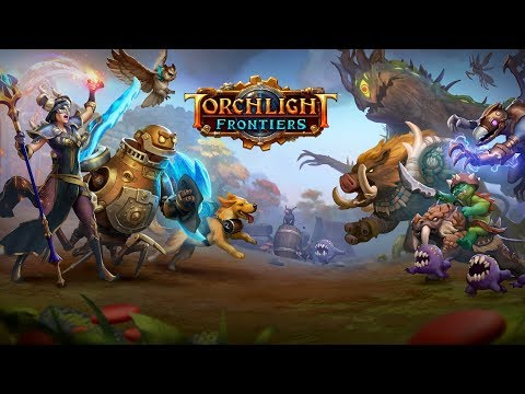Torchlight Frontiers - Official Announcement Trailer