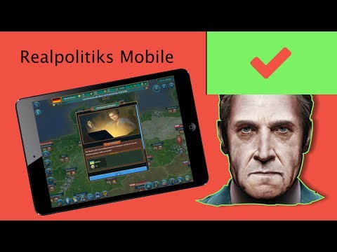 Realpolitiks Mobile | App Review | Deutsch, German