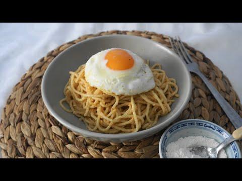 Πανεύκολη μακαρονάδα με αυγό! – παραδοσιακή συνταγή Μάνης (τσουχτή) | Greek Cooking by Katerina