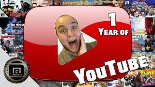 1 Year of YouTube: DRBC007 - 1st Anniversary!