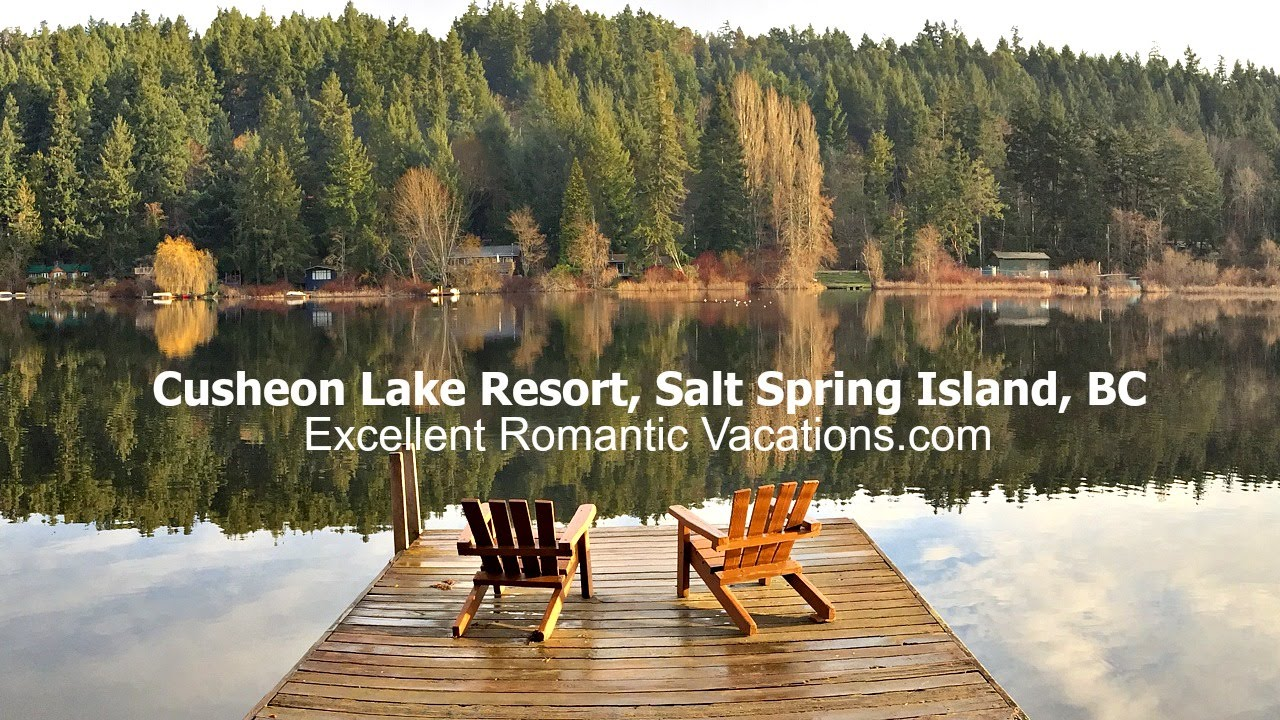 Cusheon Lake Resort Salt Spring Island Bc