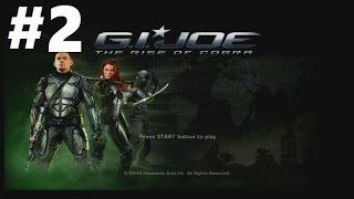 G.I.Joe Mission 2:Genesis Full game Walktrought Gameplay XBOX 360 PS 3 PC