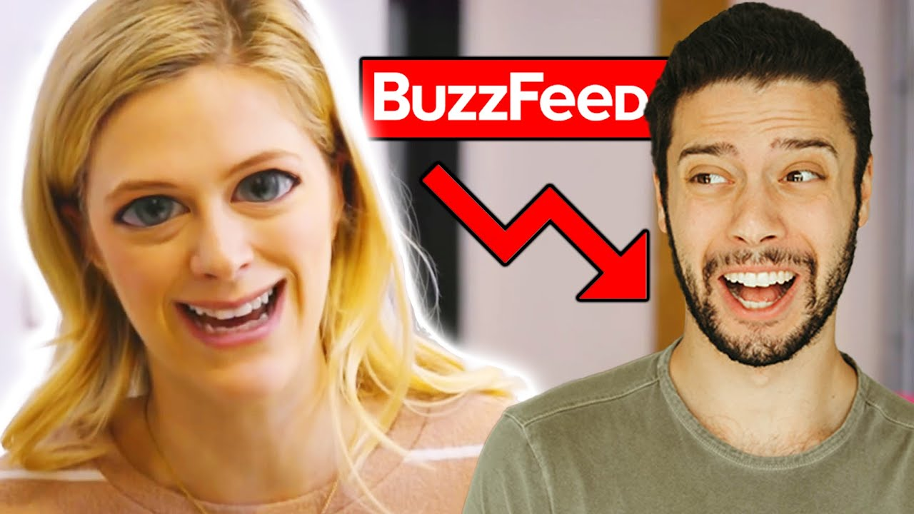 I Left BuzzFeed And Now It's Really Bad