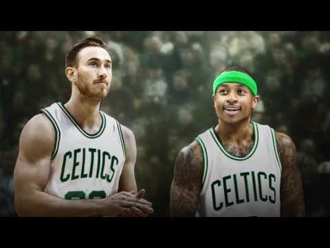 Celtics 2017-18 Starting Line-Up Prediction