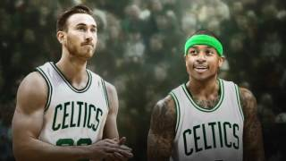 Celtics 2017-18 Starting Line-Up Prediction