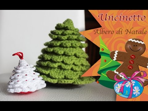 Uncinetto Amigurumi Albero Di Natale How To Do Christmas Tree Youtube
