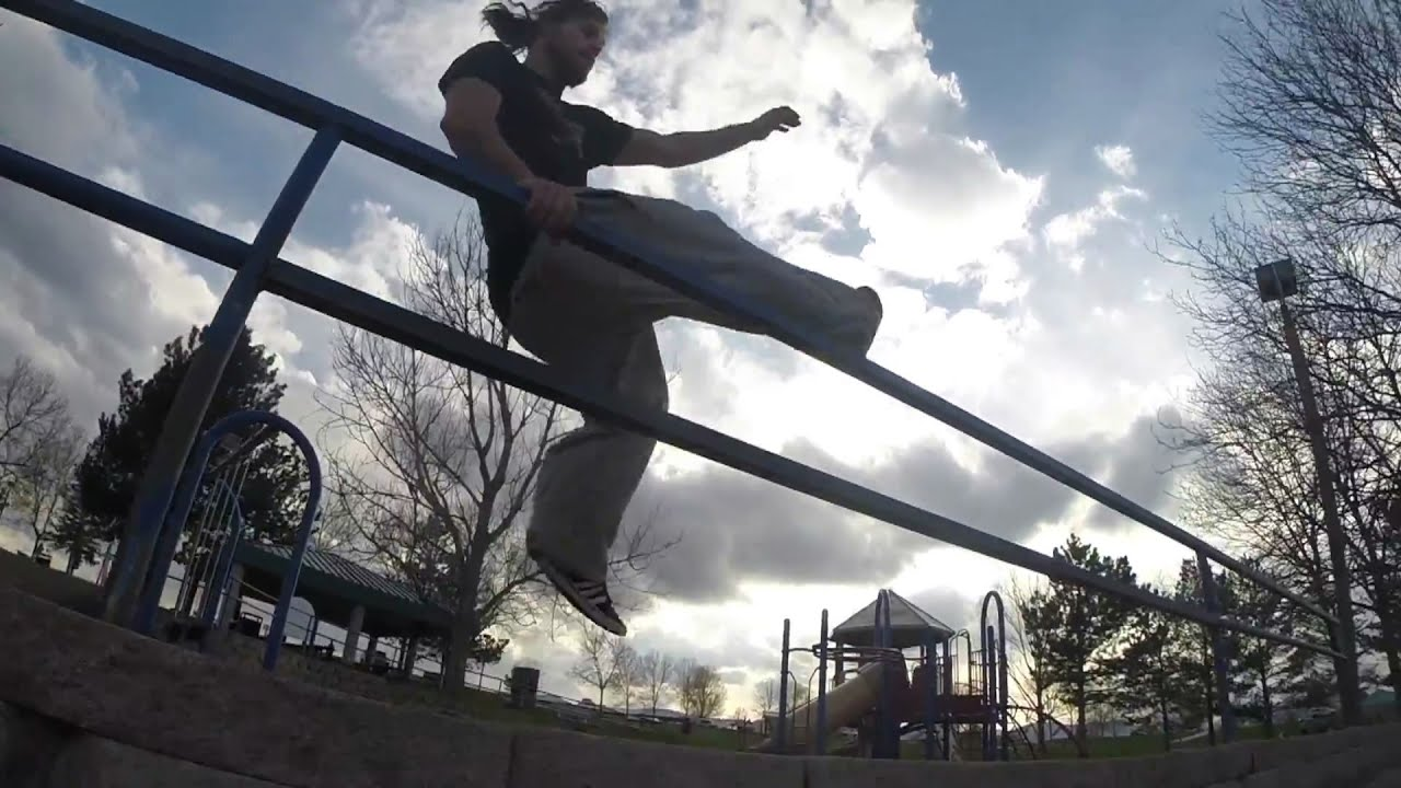 Parkour and Freerunning 2016 - Don't Stop