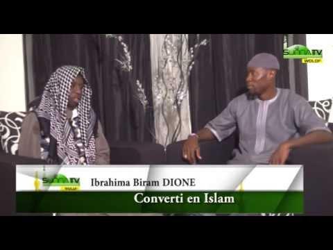 Les Convertis | Ibrahima Biram DIONE | Un jeune étudiant  qui parle l'histoire de sa conversion