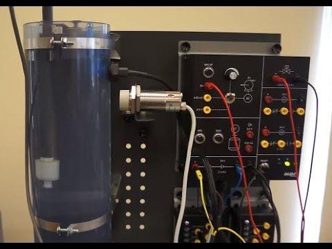 PLC Level Process control