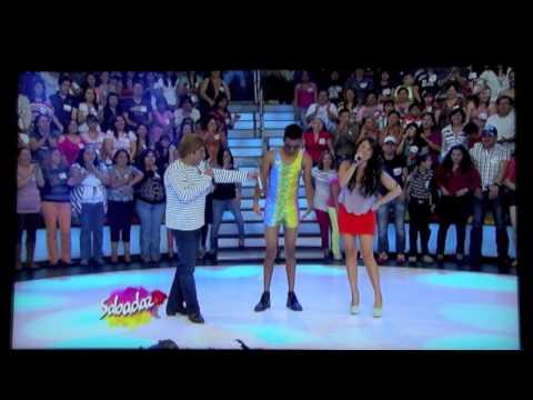 Michael Leon & Romeo Santos en Sabadazo