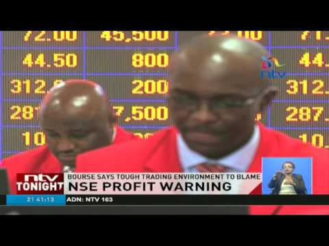 NSE profit warning: Bourse says tough trading environment to blame