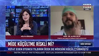 Mide küçültme riskli mi ? - Prof. Dr. Alper Çelik
