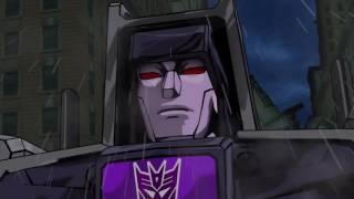 TRANSFORMERS: Devastation (Possession) Optimus Prime/Mensor boss