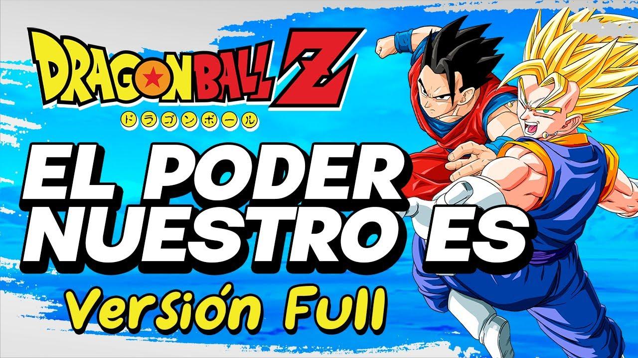 ·ADRIÁN BARBA·「El Poder Nuestro es ~Versión Full~」 (Intérprete original)