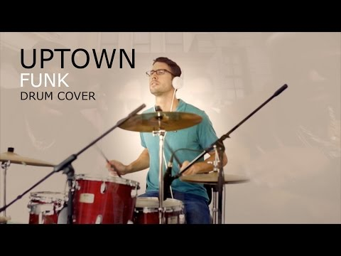UPTOWN FUNK DRUM COVER