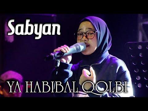 YA HABIBAL QOLBI versi SABYAN Live Perfom  Semarang