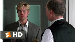 Meet Joe Black (5/10) Movie CLIP - Peanut Butter Man (1998) HD