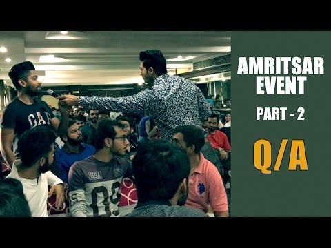 Guru Mann- Meet And Greet | Amritsar Event 2016 PART-2 | Question & Answers