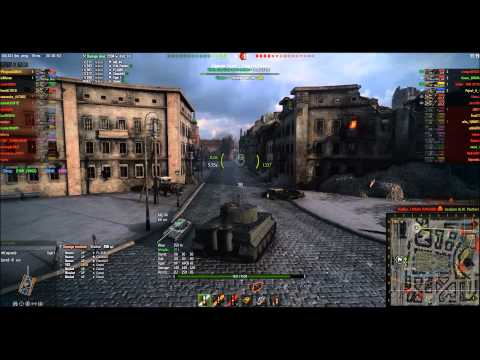 "World of Tanks | Der ""Tiger I"" ist deutscher Stahl! Also fast. 