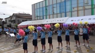 【吹奏楽】リンダリンダ~THE BLUE HEARTS《鶴ヶ島市立南中学校吹奏楽部》