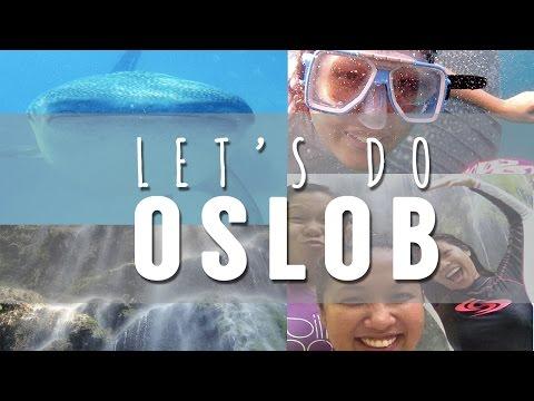 Let's Do Oslob! | Travel Vlog