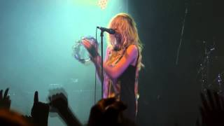 The Pretty Reckless - Fucked Up World (edit) live Manchester Academy 19-11-14
