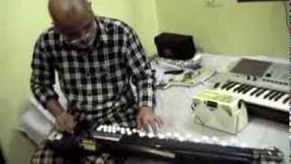 Chala Bhi aa O Aaaja Rasiya-Lata/Rafi on Bulbul Tarang/Banjo by Vinay Kantak