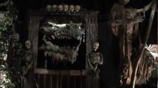 Transworld 2013: Professional Halloween Prop Show
