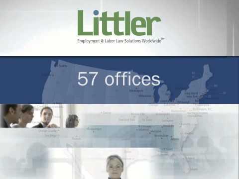 Littler Mendelson P.C. - Sponsor of the California HR Conference®