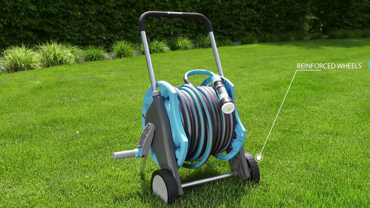 Cellfast   Garden Hose Carts Presentation