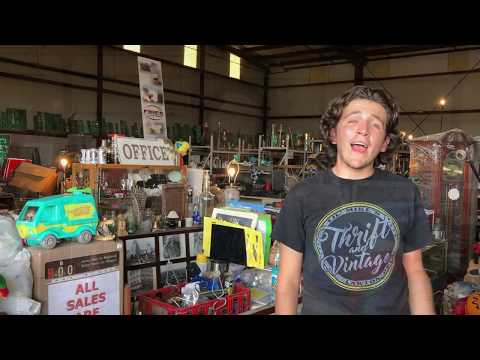TOUR OF One Of THE BIGGEST THRIFT STORES IN OKLAHOMA