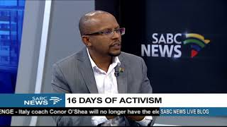 Mandela Foundation participates in this years 16 Days of Activism