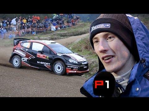 Pole Position & Elfyn Evans WRC Hangout