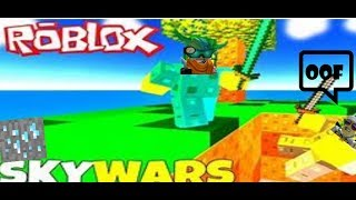 ROBLOX Skywars #1 (with pog editing)