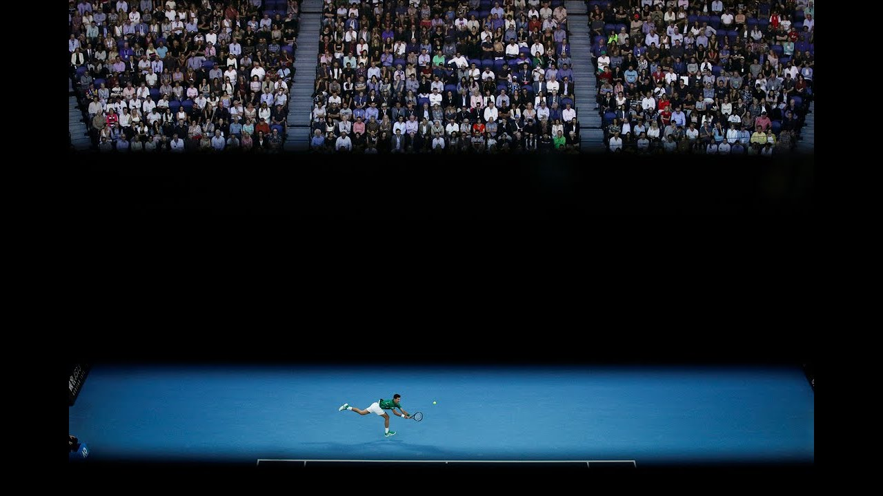 AUSSIE OPEN CROWDS BOO VACCINE ROLLOUT