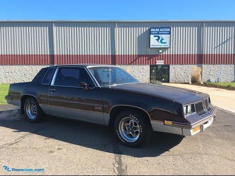 1986 Oldsmobile Cutlass Gateway Classic Cars Chicago 974