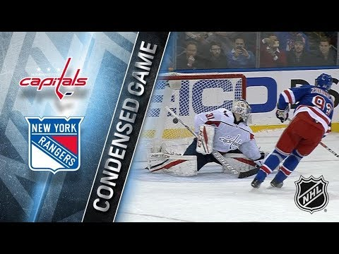 Washington Capitals vs New York Rangers – Dec. 27, 2017 | Game Highlights | NHL 2017/18. Обзор матча