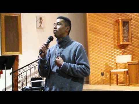 Sergio Carrillo # 3 Jesus el Camino la verdad y la